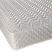 Comfy Living 3ft Single Luxury Damask Mattress