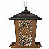 Perky Pet Sun & Star Lantern Wild Bird Feeder
