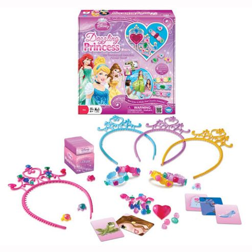 Disney Princess Dazzling Princess Game