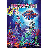 Monster High: Great Scarrier Reef (GWP) DVD