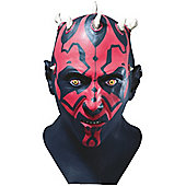 Adult Darth Maul Deluxe Latex Mask