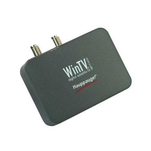 Hauppauge WinTV-NOVA-S-USB2 Tv and Radio Tuner With Remote Control
