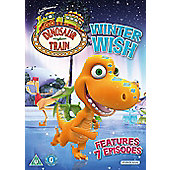 Dinosaur Train: Winter Wish (DVD)