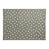 Lorena Canals Dots Grey Children's Rug - 120 cm x 160 cm (4 ft x 5 ft)