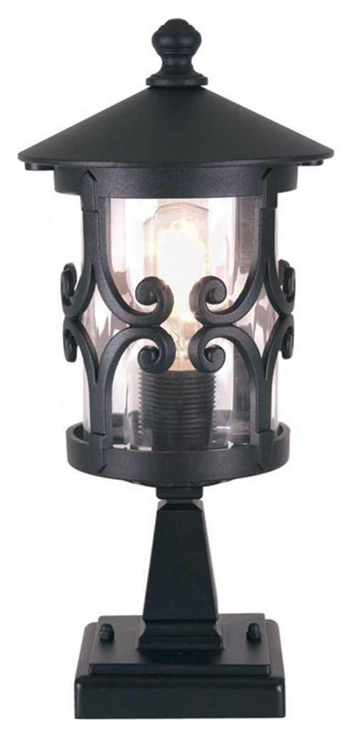 Elstead Lighting Hereford Pedestal Lantern