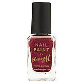 Barry M Nail Paint 361 Ruby Slippers 10ml