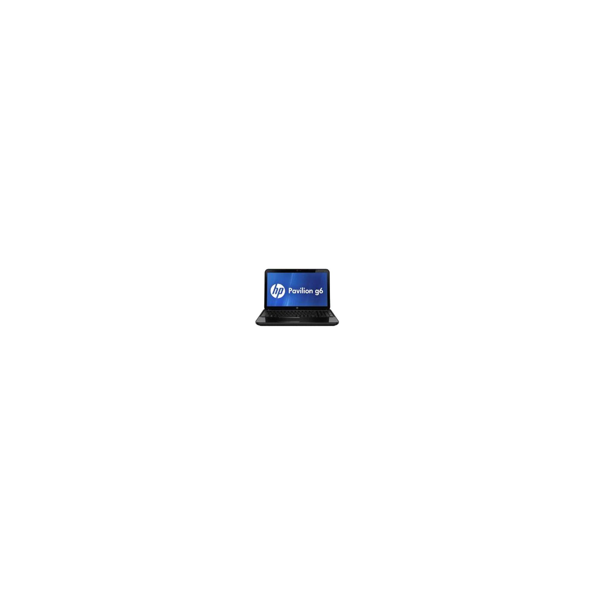 HP Pavilion g6-2252sa (15.6 inch) Notebook Core i5 (3210M) 2.5GHz 4GB 750GB DVD±RW SM DL WLAN Webcam Windows 8 (64-bit) HD Graphics 4000 (Black) at Tesco Direct