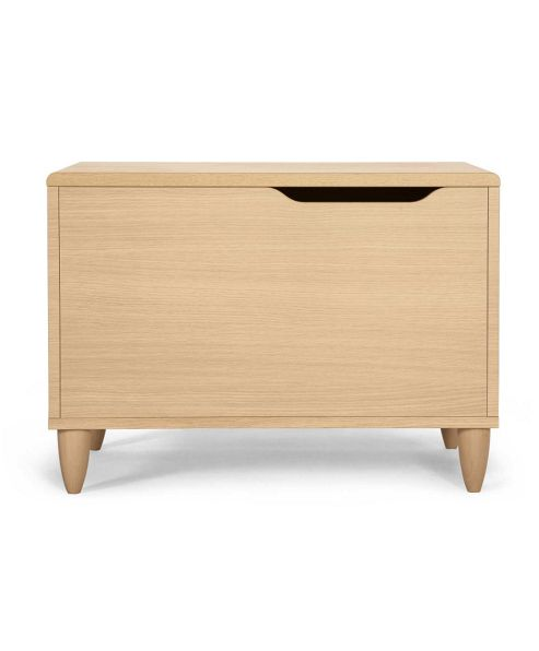 Mamas & Papas - Manhattan Storage Chest - Oak finish