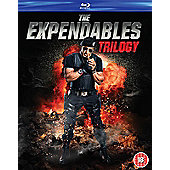 The Expendables Triple (Blu-ray Boxset)