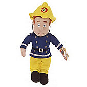 "Fireman Sam 18"" Plush Soft Toy"