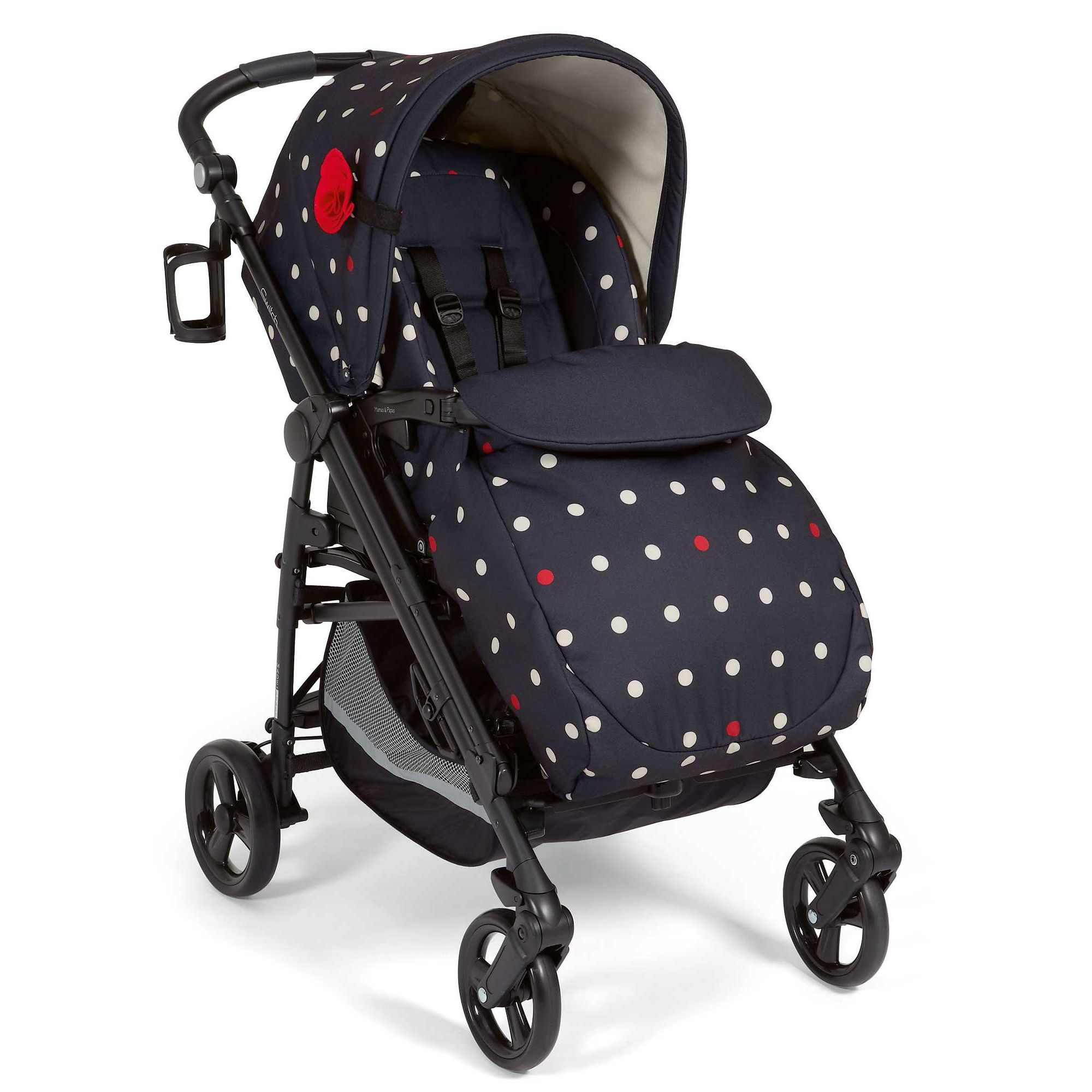 Mamas & Papas - Switch Pushchair - Heritage Spot at Tesco Direct