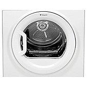 Hotpoint TVFM70BGP Vented Tumble Dryer, 7Kg Load,  B Energy Rating, White