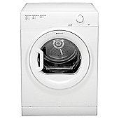 Hotpoint Aquarius TVFM70BGP Freestanding Vented Tumble Dryer, 7Kg Load, B Energy Rating, White
