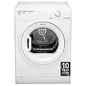 Hotpoint TVFM70BGP Vented Tumble Dryer, 7Kg Load,  B Energy Rating, White