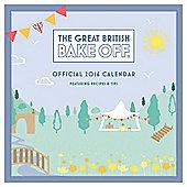 Great British Bake Off 2016 Square Calendar