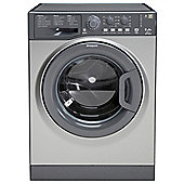 Hotpoint WMSYL621G Washing Machine, 6kg Load, 1200 RPM Spin, A+ Energy Rating, Graphite