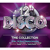 """12"" Disco - The Collection (3Cd)"