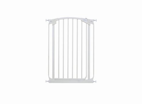 Dream Baby Extra Tall Swing Close Security Gate - White