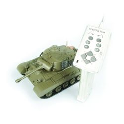 US M26 Pershing 1:30 RC Toy Tank