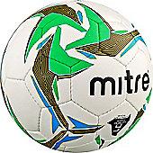 Mitre Nebula Match Futsal Football - White Size 4 Season 2015