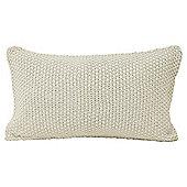 House Of Cotton Araballa Cushion White