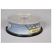 Maplin DVD+R 25 Pack