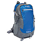 Yellowstone Adventurer Rucksack, Blue 30L