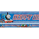 Thomas the Tank Engine Party Foil Banner - 4.65m (each)