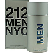 Carolina Herrera 212 Men Eau de Toilette (EDT) 200ml Spray For Men