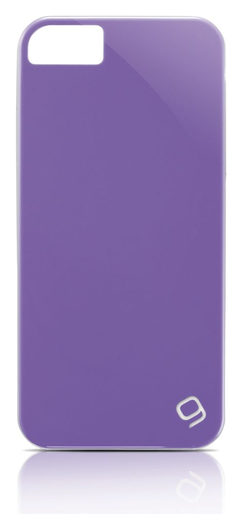Gear4 Pop Clip-On Case Cover for iPhone 5/5S - Purple