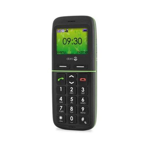 DORO PHONE EASY 345GSM BLACK