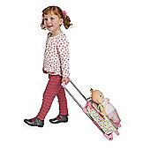 Baby Stella Wheel-a-Round Carrier Toy Suitcase 12m+