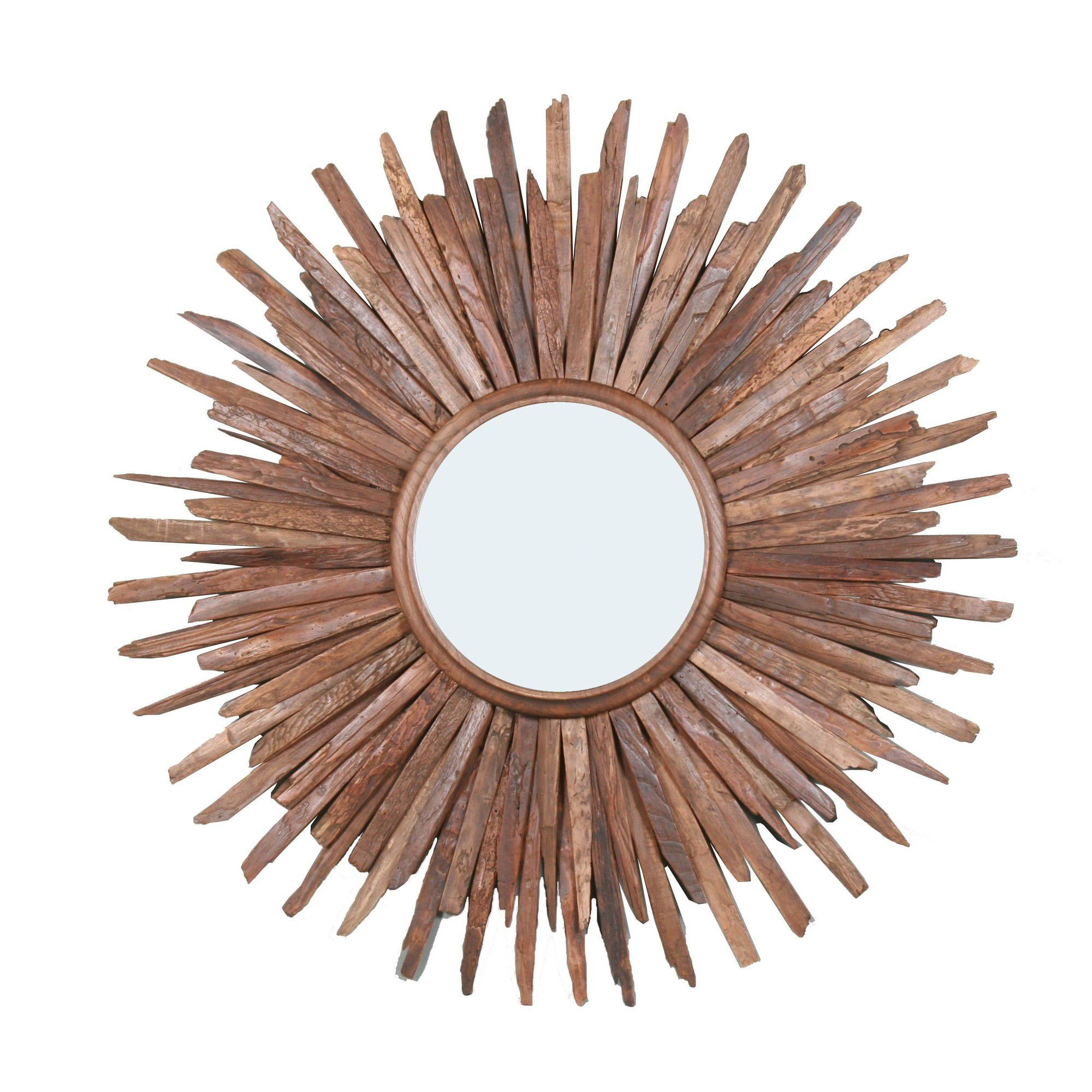 Katigi Designs Round Mirror at Tesco Direct