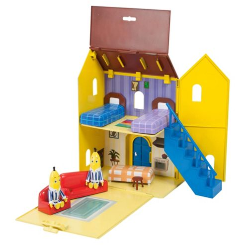 Golden Bear Toys Bananas In Pyjamas Fun House Playset