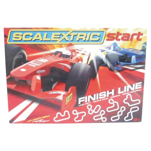 Ce-Scalextric Finish Line