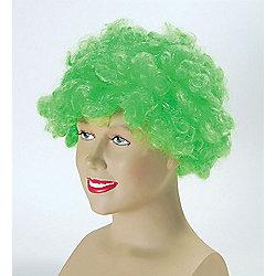 Bristol Novelty - Afro Wig - Green
