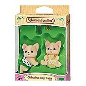 Chihuahua Dog Twin Babies - Sylvanian Families Figures 5085