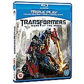 Transformers - Dark Of The Moon (Blu-Ray)