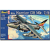 Revell Bae Harrier Gr Mk. 7/9 1:72 Aircraft Model Kit - 04280