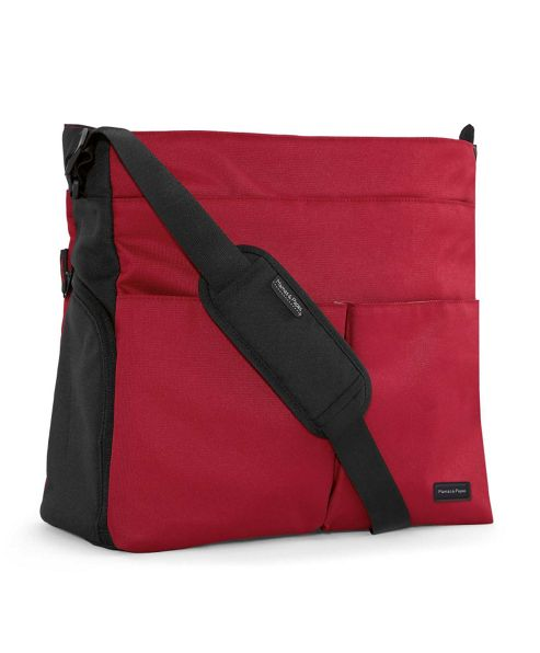 Mamas & Papas - Messenger Changing Bag - Red