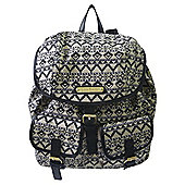 Anna Smith Aztec Backpack