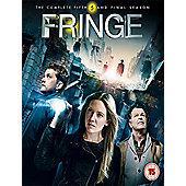 Fringe - Series 5 - Complete (DVD Boxset)