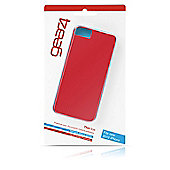 Gear4 Thin Ice TPU Hard Case for Apple iPhone 5 - Red