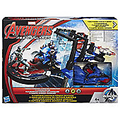 Avengers Age of Ultron Captain America Tower Defense