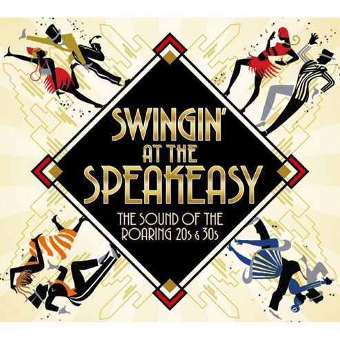 Swingin' At The Speakeasy