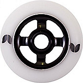 Blazer Stormer 4 Spoke Aluminium Hub Scooter Wheel - Black