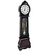 Regal - Grandfather Clock With Chimes And Pendulum - Mahogany