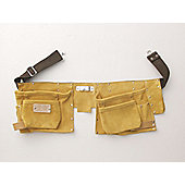 Worldwide 1216 Nail & Tool Pouch Leather