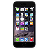 Tesco Mobile iPhone 6 16GB Space Grey