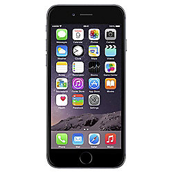 Tesco Mobile Apple iPhone 6 16GB Space Grey